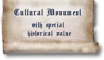 Cultural Monument with special historical value